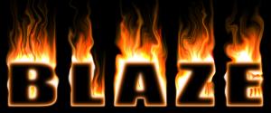 Blaze Text